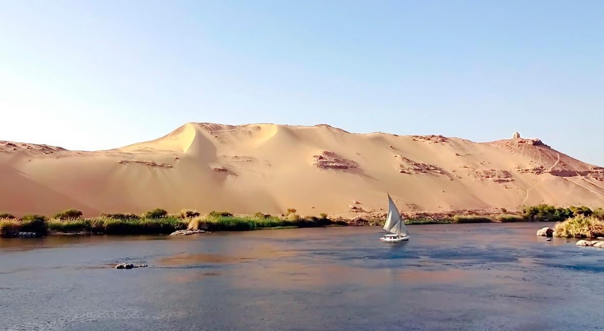 The Nile's hidden story