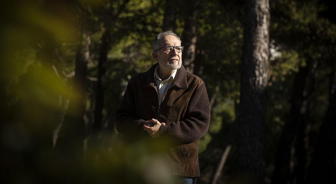 Pedro Arrojo (Photo: Pablo González-Cebrián/Smart Water Magazine).