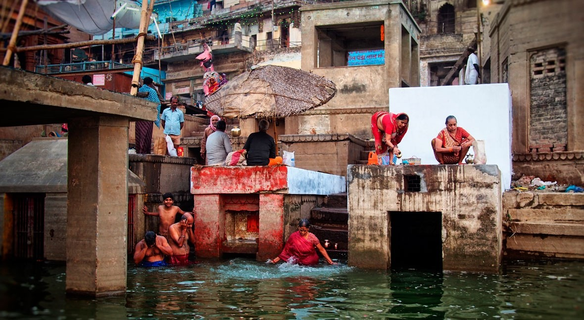Indian government merges water issues under one ministry, in charge of the Ganges troubled waters