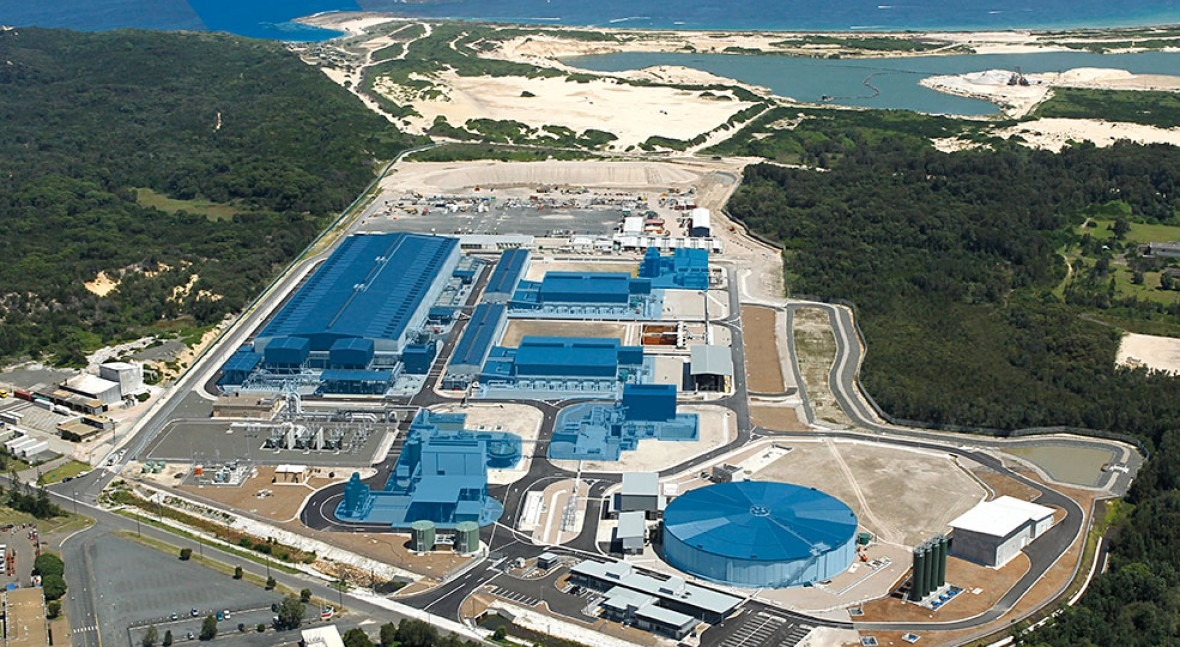 Sydney's desalination plant likely to start up this Saturday