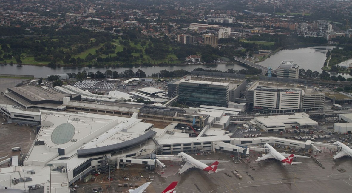 Rising seas threaten Australia's major airports – and it may be happening faster than we think