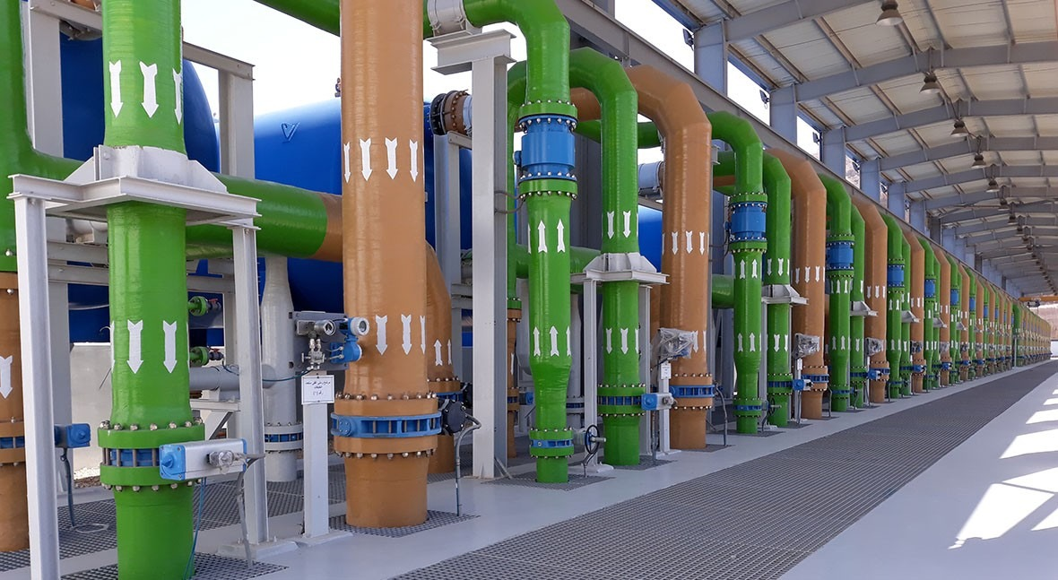 Talis awarded several desalination projects in Saudi Arabia for €7 million