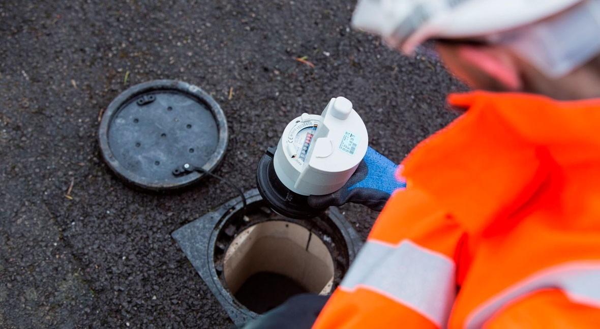 Thames Water hits half million smart meter milestone
