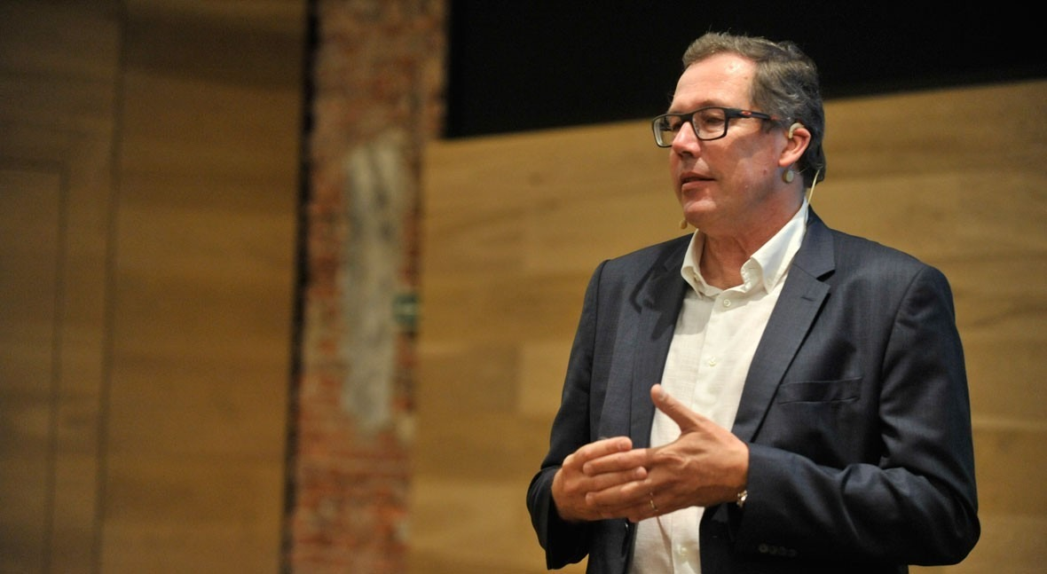 """Tomas Michel: """"Digital Water will cause disruptive change in water management"""""""