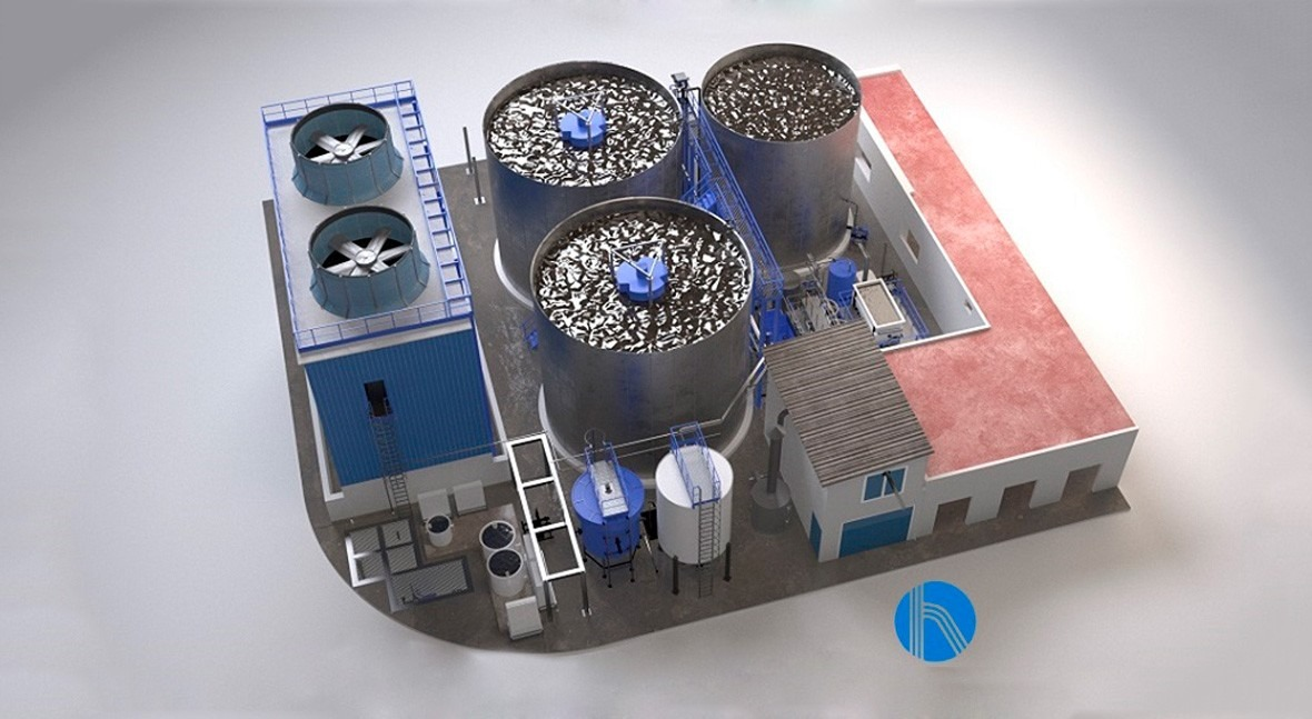Global solution for wastewater from biodiesel industry