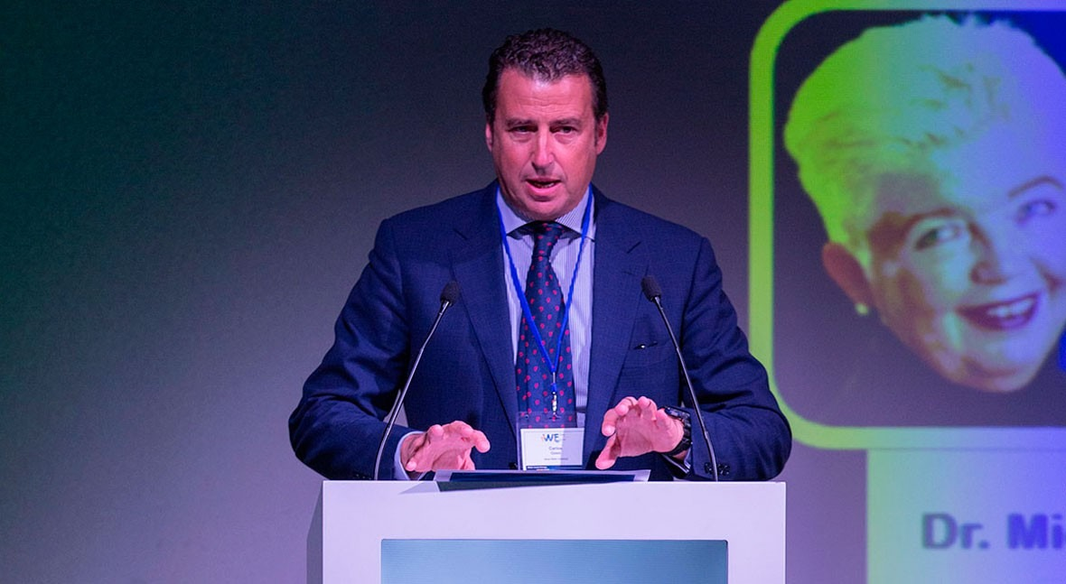 Almar Water Solutions attends Water Innovation Europe 2019