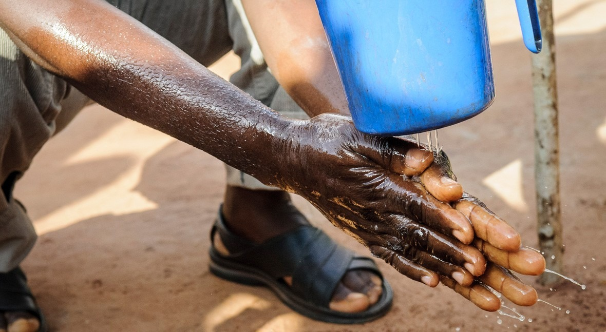 The climate crisis threatens water and sanitation