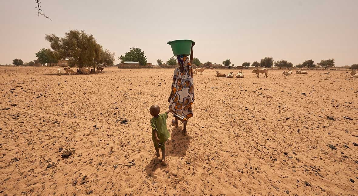 Community resilience, Africa's hope