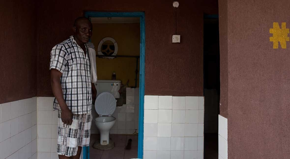 """. Diagne (World Bank): """"'Business as usual' will not resolve current water and sanitation crisis"""""""