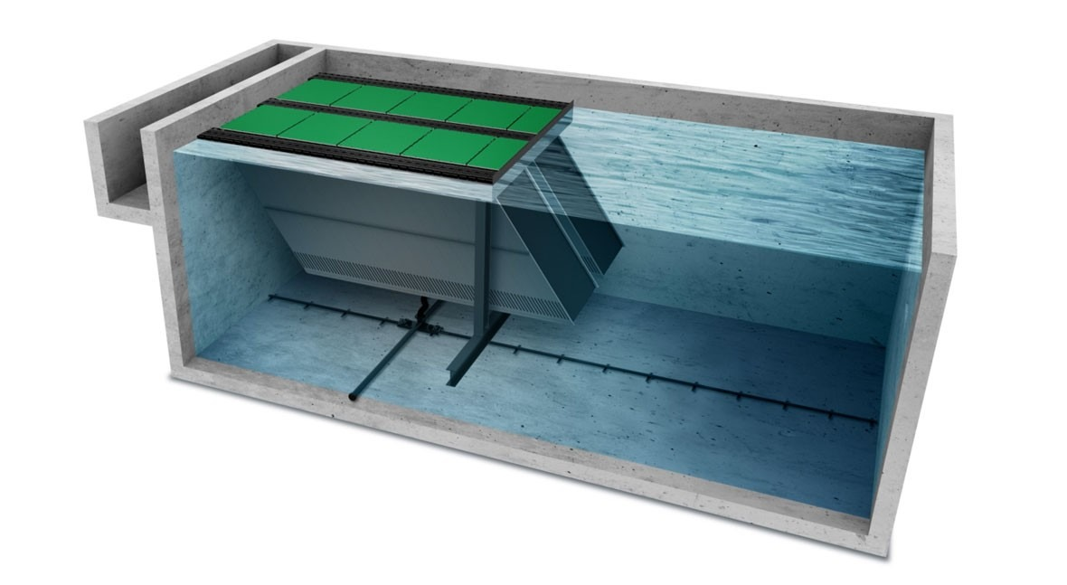 Xylem innovation cuts treatment clarification costs, reduces solids by 80% and eases maintenance