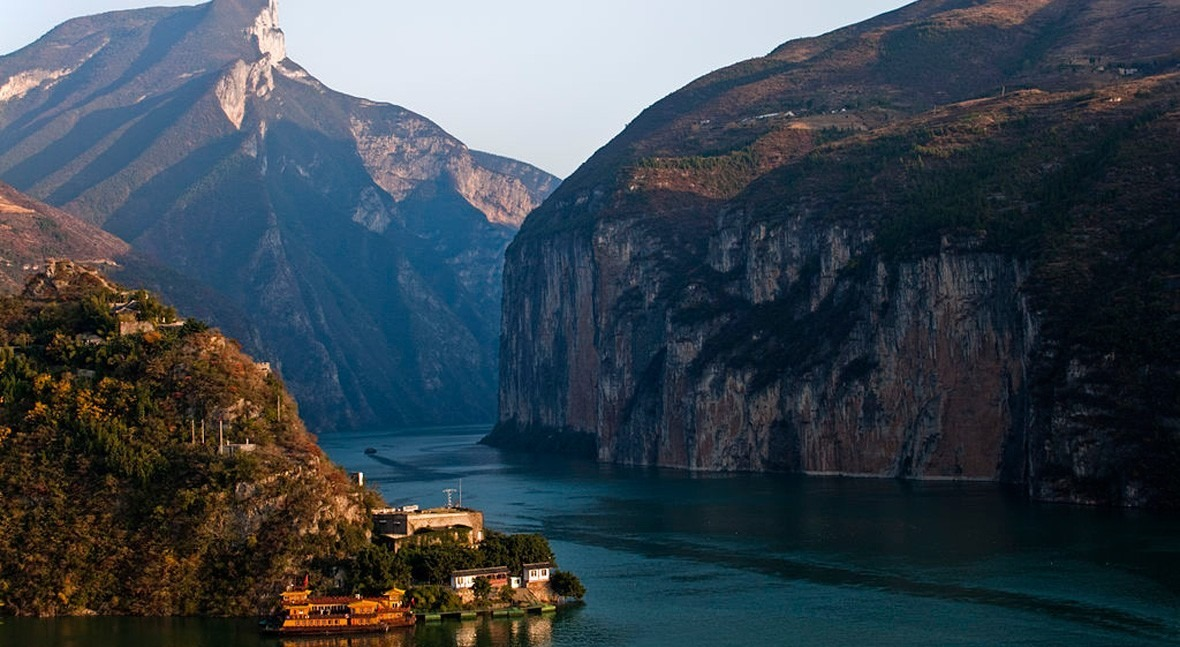 The Yangtze River: the longest river tour in China