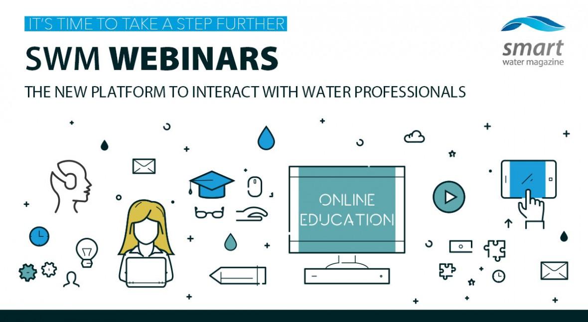 Smart Water Magazine Webinars