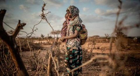 Oxfam: 20 million people have fled their homes because of climate fuelled disasters since 2008