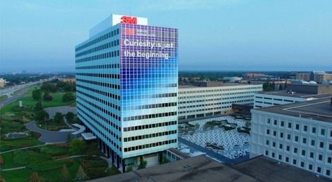 3M to invest $1 billion to achieve carbon neutrality, reduce water use and improve water quality