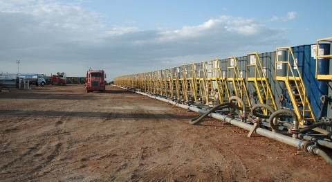 Study suggests hydraulic fracturing can impact surface water quality