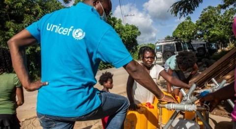 Haiti earthquake: over half million children at risk of waterborne diseases