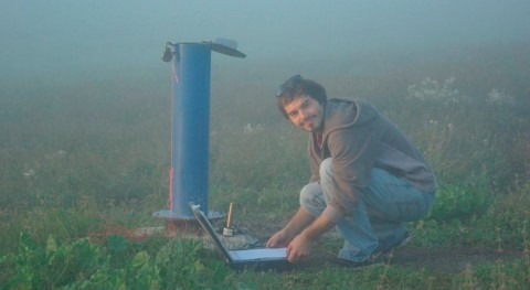 Simple, accurate and inexpensive: new method for exploring groundwater