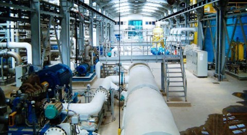 Abengoa to construct second largest reverse osmosis desalination plant in Saudi Arabia