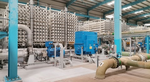 Abengoa Agua completes the construction of the Salalah desalination plant in Oman