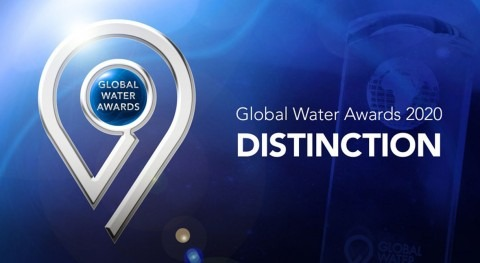 ACCIONA wins two Distinction Awards in the Global Water Intelligence Awards