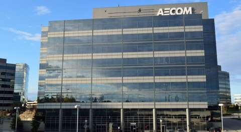 AECOM secures major contract with Irish Water