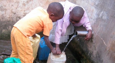 West Africa municipal water, sanitation and hygiene activity