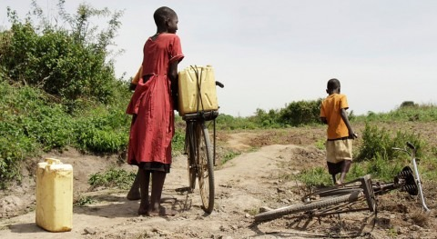 Humanitarian Aid: additional €50 million to tackle drought in the Horn of Africa