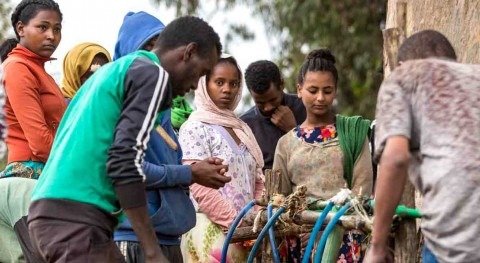African Development Bank-funded water and sanitation program helping Ethiopia fight COVID-19