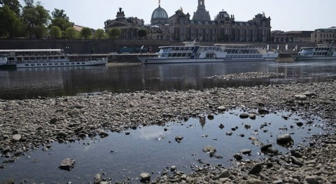 Droughts in Germany could become more extreme