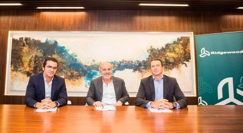 AH Water Investments BV- H. . Utilities BV and Almar Water Solutions JV acquires Ridgewood Egypt