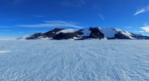 Ancient Antarctic ice melt caused extreme sea level rise 129,000 years ago – and it could happen