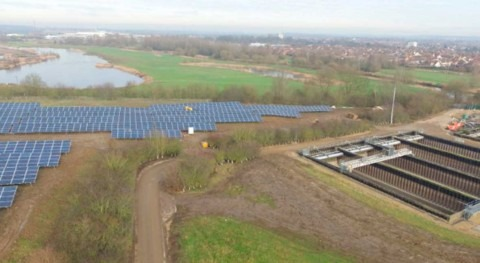 Anglian Water unveils plans to install onsite solar at key site