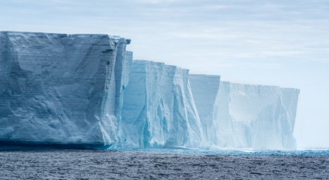 Melting icebergs key to sequence of an ice age, scientists find
