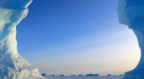 History of Antarctic ice sheets holds clues for our future