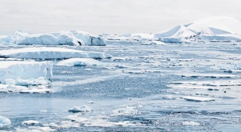 UCI, NASA JPL scientists uncover additional threat to Antarctica's floating ice shelves