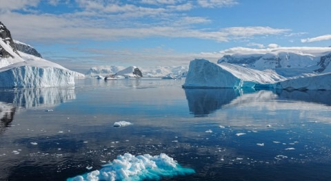 Antarctica's ice shelves are trembling as global temperatures rise – what happens next is up to us