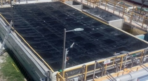 Anue Water Technologies selected exclusive distributor for Pi2 Geo-Membrane systems