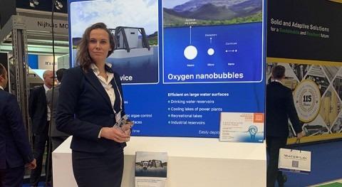 LG Sonic nanobubble solution wins Aquatech Innovation Award 2019
