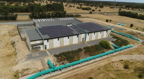 Australia's Water Corporation commits $30 million to solar energy