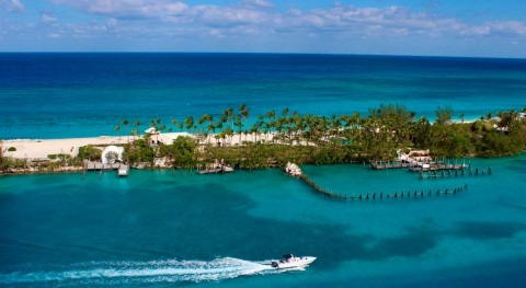 Seven Seas Water extends water supply agreement in The Bahamas