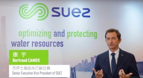 "Bertrand Camus: ""Veolia's proposal is an aberration for Suez and disastrous for France"""
