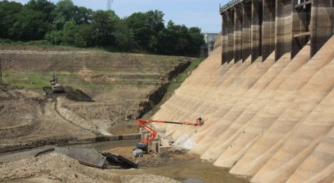 Biggest dam removal in European history
