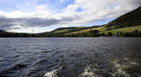 SEPA: Loch Ness at its lowest level in 5 years