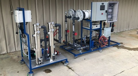 BioLargo completes commercial-scale AOS unit for municipal wastewater treatment plant