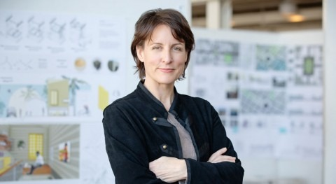Book looks at how landscape design helps solve water issues