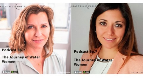 Brave Blue World podcast unearths the personalities behind water