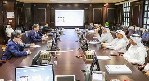 Brazilian Minister of Environment visits DEWA