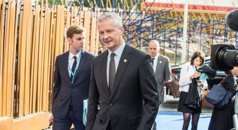 """French Finance Minister Maire warns Veolia and Suez: """"This conflict is useless"""""""