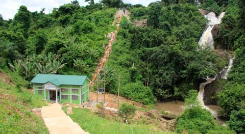 Bui Power Authority completes Ghana's first micro hydropower plant