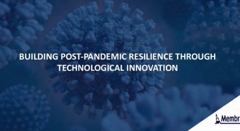 Building post-pandemic resilience through technological innovation